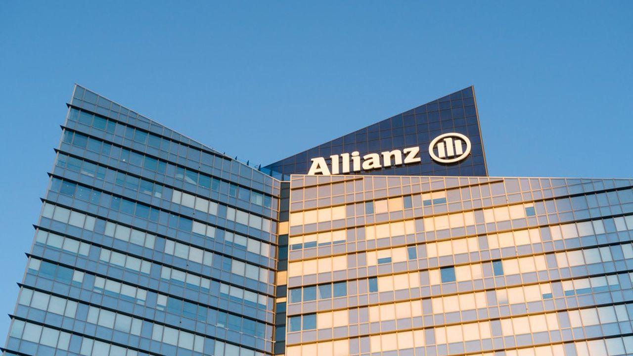 Allianz se désolidarise de ses concurrents français, qui ont demandé à Bercy unassouplissement des règles de calcul des ratios de solvabilité à cause des taux bas.