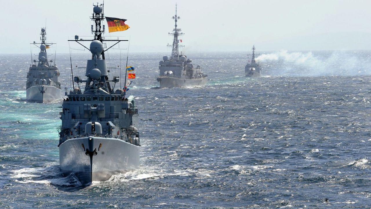La construction navale militaire européenne est trop fragmentée pour assurer à l'Europe la souveraineté technologique dont elle a besoin.
