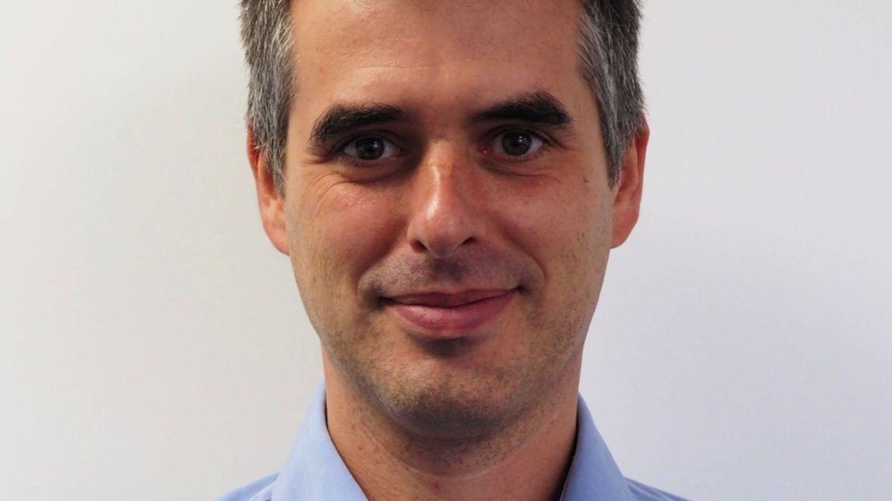 Hugues Lajoie, directeur général associé de Deeplink Medical.