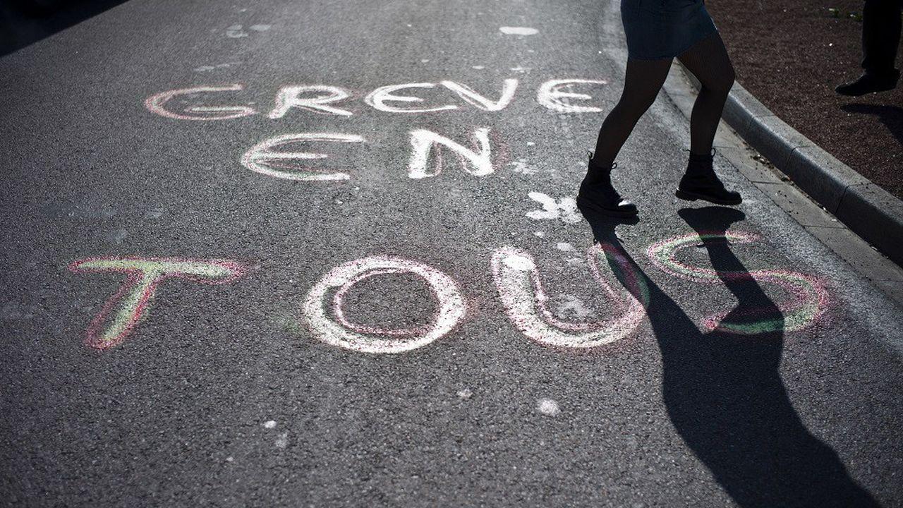 Un appel à la grève interprofessionnelle a été lancé pour le jeudi 5décembre.