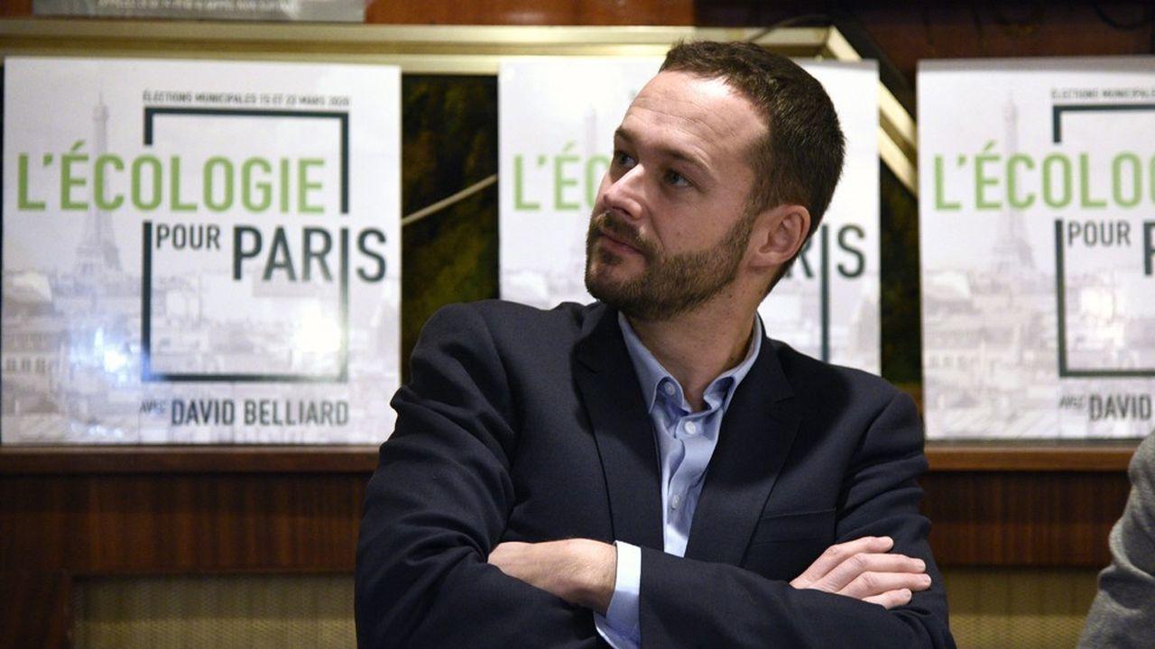 Municipales à Paris : les écologistes promettent des espaces verts à moins de 3 minutes à pied