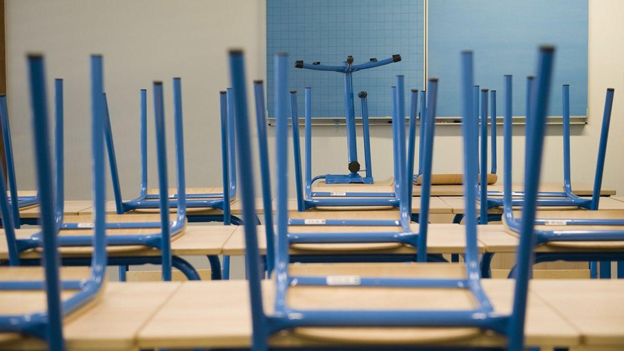 Selon le SNUipp-FSU, 70% des professeurs des écoles seront en grève le 5décembre, et 40% des écoles seront fermées. Le SNES-FSU, principal syndicat du second degré, annonce un taux de grévistes supérieur à 60%.