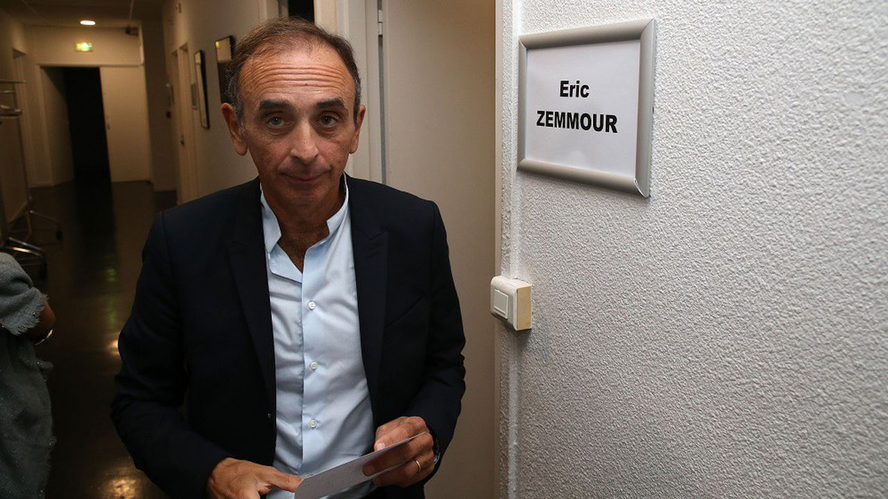 Eric Zemmour participe à l'émission «Face à l'info» depuis son lancement à la mi-octobre.