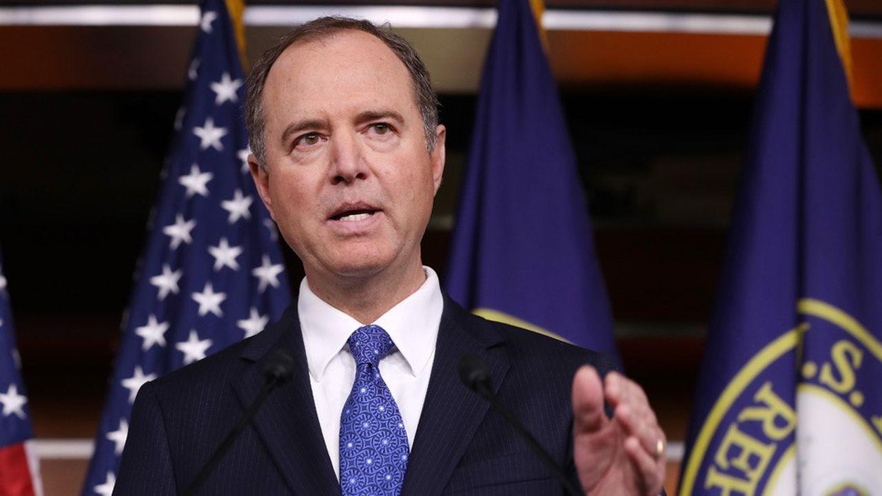 Le président de la commission du renseignement Adam Schiff en a profité pour souligner que l'enquête, bouclée en deux mois, a mobilisé à temps plein une trentaine de personnes au sein des trois commissions d'enquête,