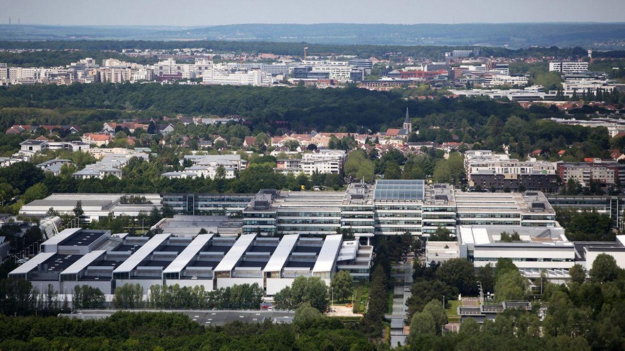 Selon l'étude de la Fabrique de l'industrie, 64% des investissements de l'industrie françaises sont immatériels et 36%, matériels. En Allemagne, la proportion est inversée: 51% des investissements sont matériels et 49%, immatériels.