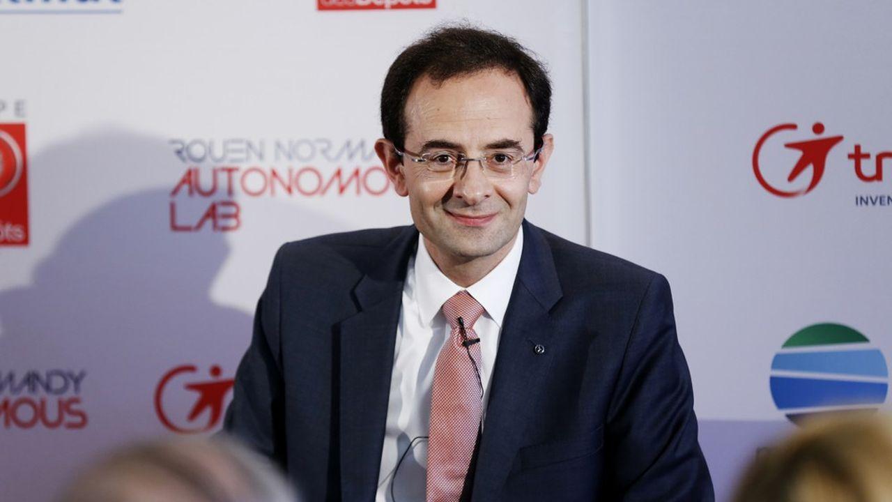 Depuis mars2018 Hadi Zablit occupait le poste de directeur «business développement» de l'Alliance.