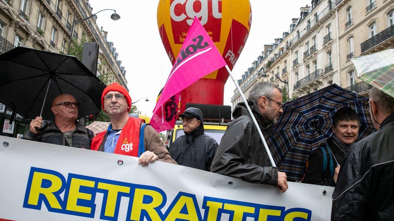 Selon le ministre de l'Intérieur Christophe Castaner 245 rassemblements et manifestation ont été déclarés dans toute la France pour la seule journée de jeudi.