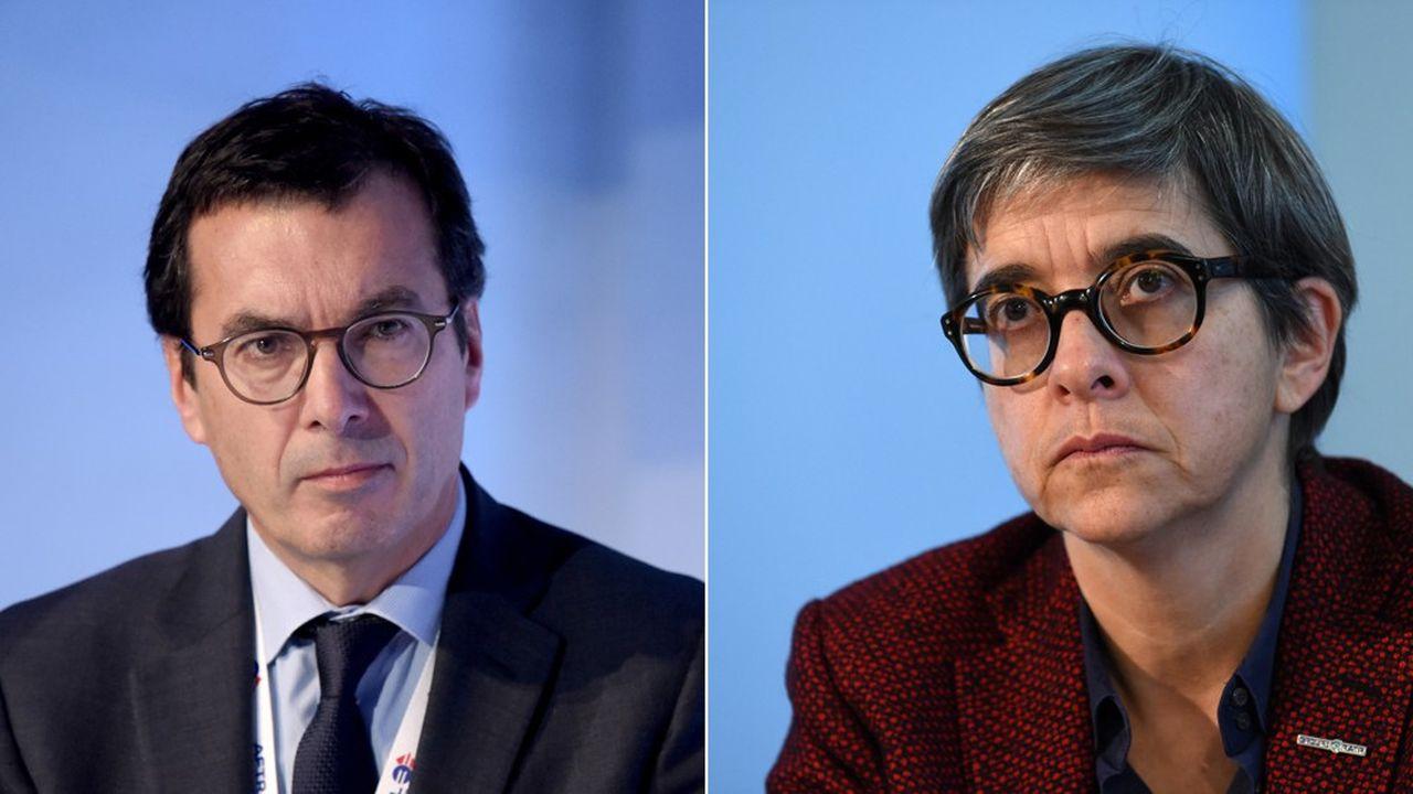 La grève à la RATP n'est motivée que par la réforme des régimes spéciaux, et c'est donc le gouvernement qui a la main sur d'éventuelles concessions. A la SNCF par contre, les revendications portent aussi sur des sujets internes.