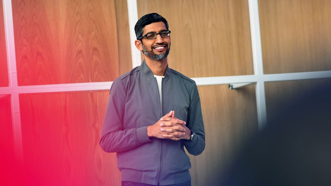 L'ascension de Sundar Pichai