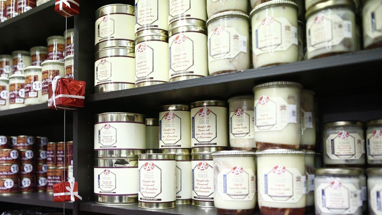 La loi Egalim encadre strictement les ventes promotionnelles à 25% des volumes, quand la filière foie gras en écoule jusqu'à 70% par des promotions.