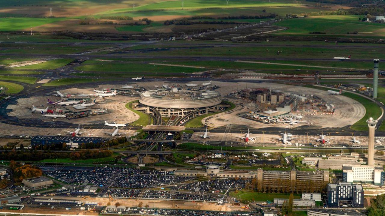 L'aéroport Roissy Charles-de-Gaulle devrait s'aggrandir avec la construction d'un nouveau terminal.