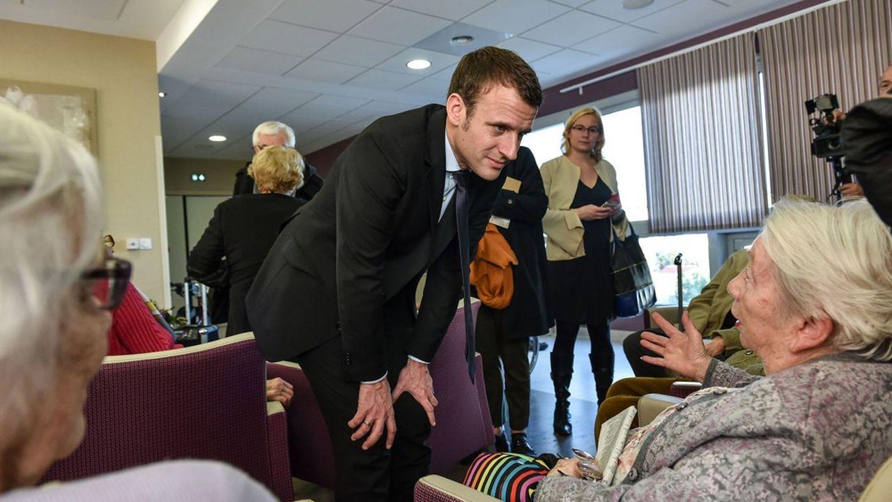 Pour les Français, Emmanuel Macron, et lui seul, porte la réforme des retraites. Le président joue la suite de son quinquennat.
