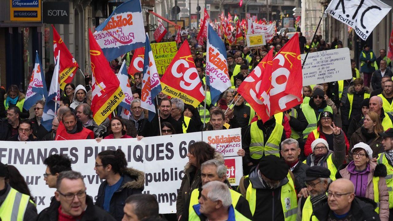 Quelque 250défilés auront lieu ce jeudi dans l'Hexagone contre la réforme des retraites. AParis, la manifestation ira de la gare de l'Est à Nation, en passant par République.