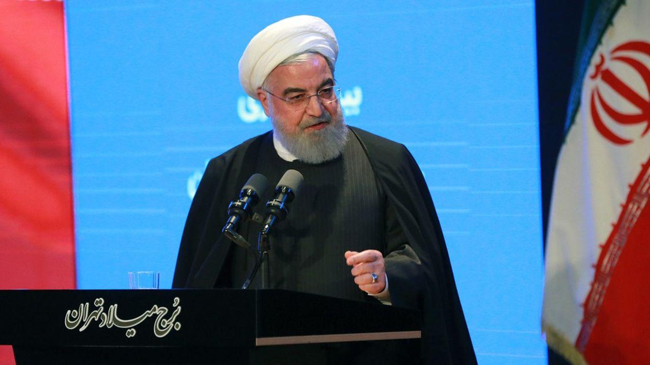 Mercredi, le président iranien, Hassan Rohani, a assuré que son pays restait «prêt à discuter» avec Washington si les Etats-Unis levaient leurs sanctions.
