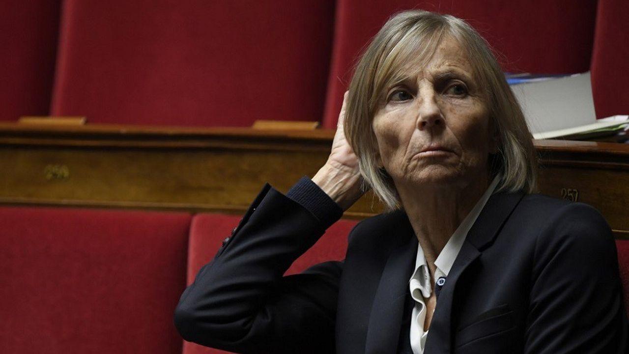 Marielle de Sarnez a également été placée sous le statut de témoin assisté concernant les contrats de cinq ex-assistants.