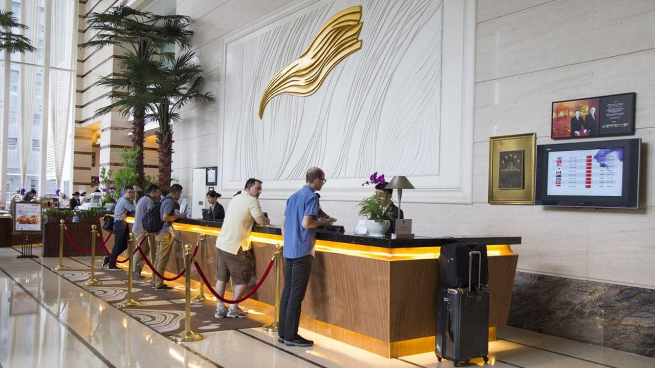 Dans le cadre de leur coopération, Huazhu a ouvert 200 hôtels économiques et milieu de gamme en Chine sous enseignes Accor (ici, un Mercure). 250 autres ouvertures sont prévues sur les trois prochaines années.