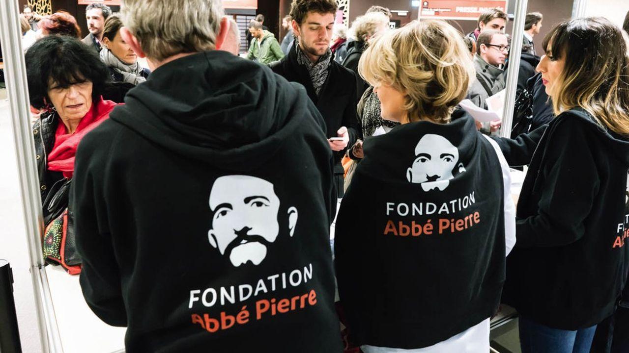 La Fondation relève l'appel lancé par l'Abbé Pierre à l'hiver 1954.