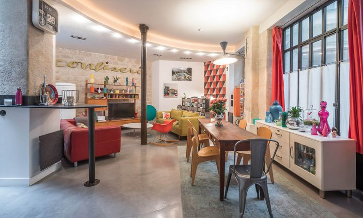 Bien de la semaine : un loft duplex de 3-pièces dans le 9e arrondissement de Paris