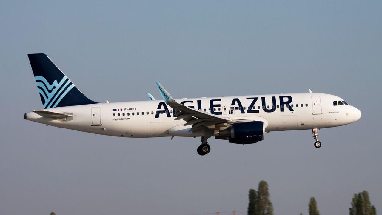 Les anciens créneaux horaires de la défunte Aigle Azur sont allés prioritairement à de nouvelles liaisons européennes.