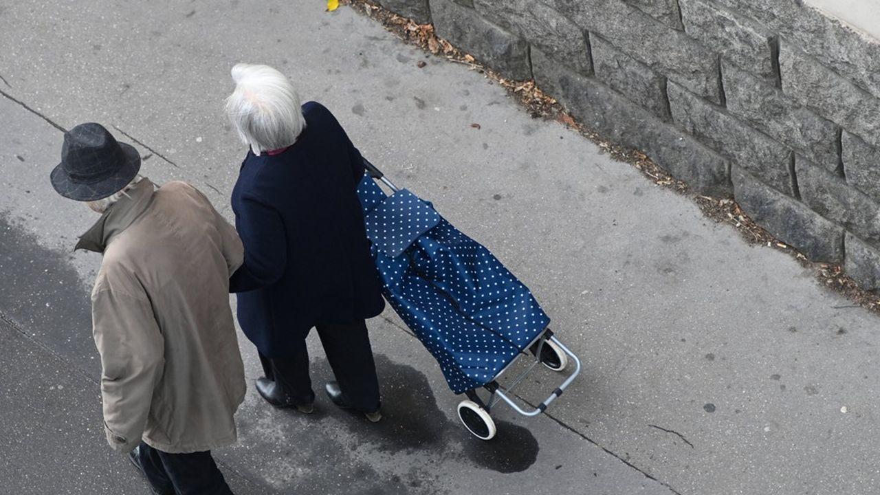 Selon l'OCDE, les retraités français sont moins touchés par la pauvreté que les retraités des autres pays de l'OCDE.