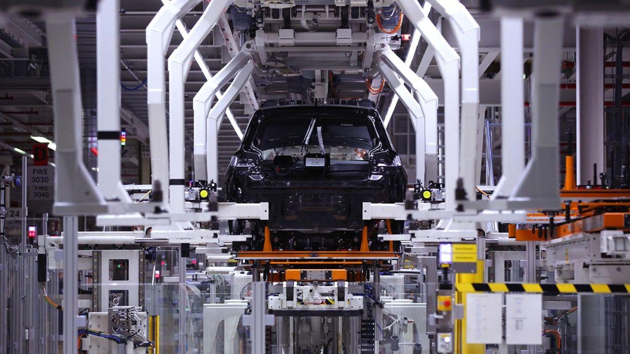 L'industrie allemande a accentué son déclin en octobre