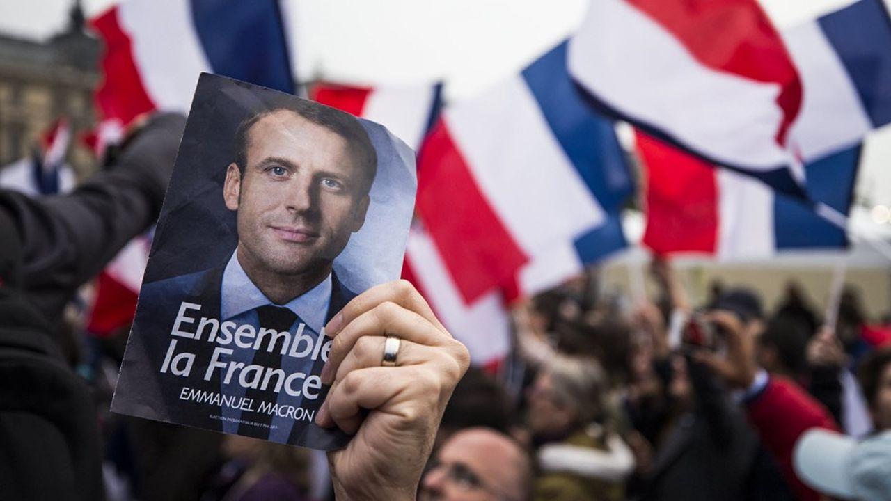 Emmanuel Macron avait intégré la réforme des retraites dans son projet présidentiel sans en définir précisément les contours.