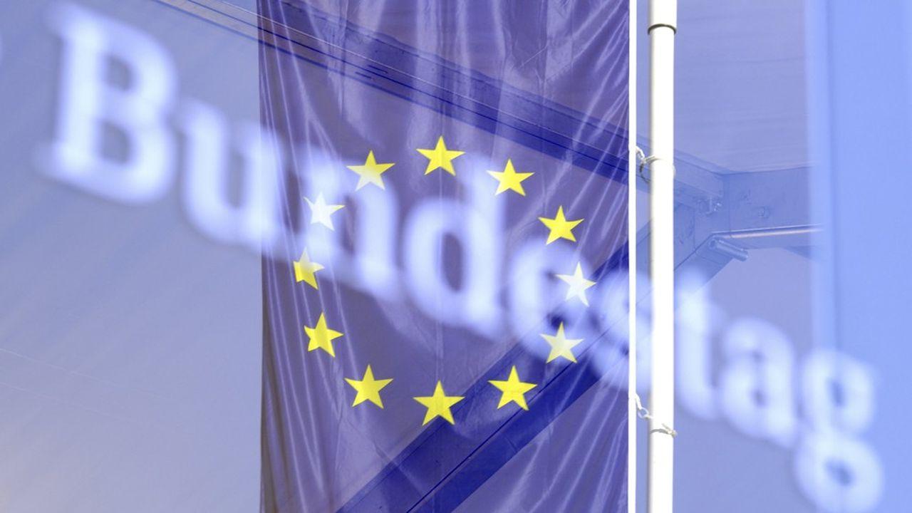 L'Europe réconcilie les sociaux-démocrates allemands