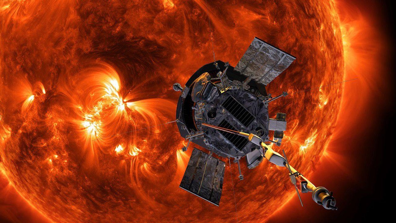 La première sonde à frôler le Soleil dévoile les mystères de notre étoile