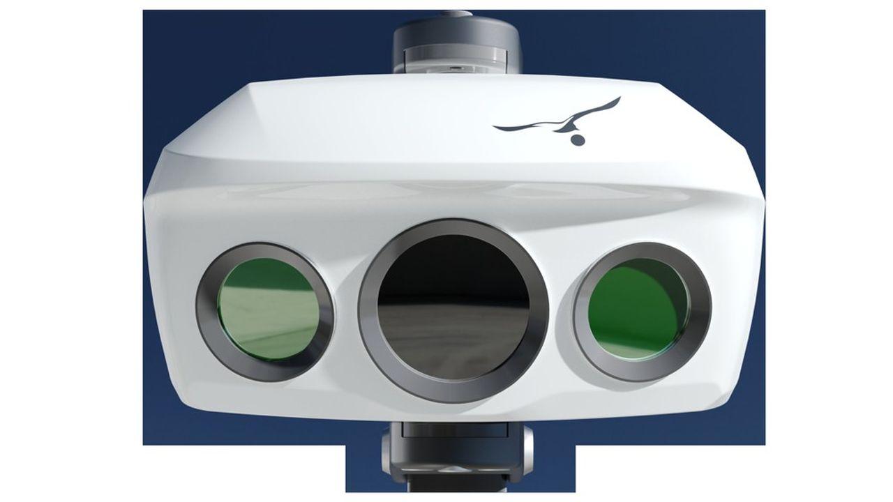 Oscar, le système qui détecte les OFNI en mer