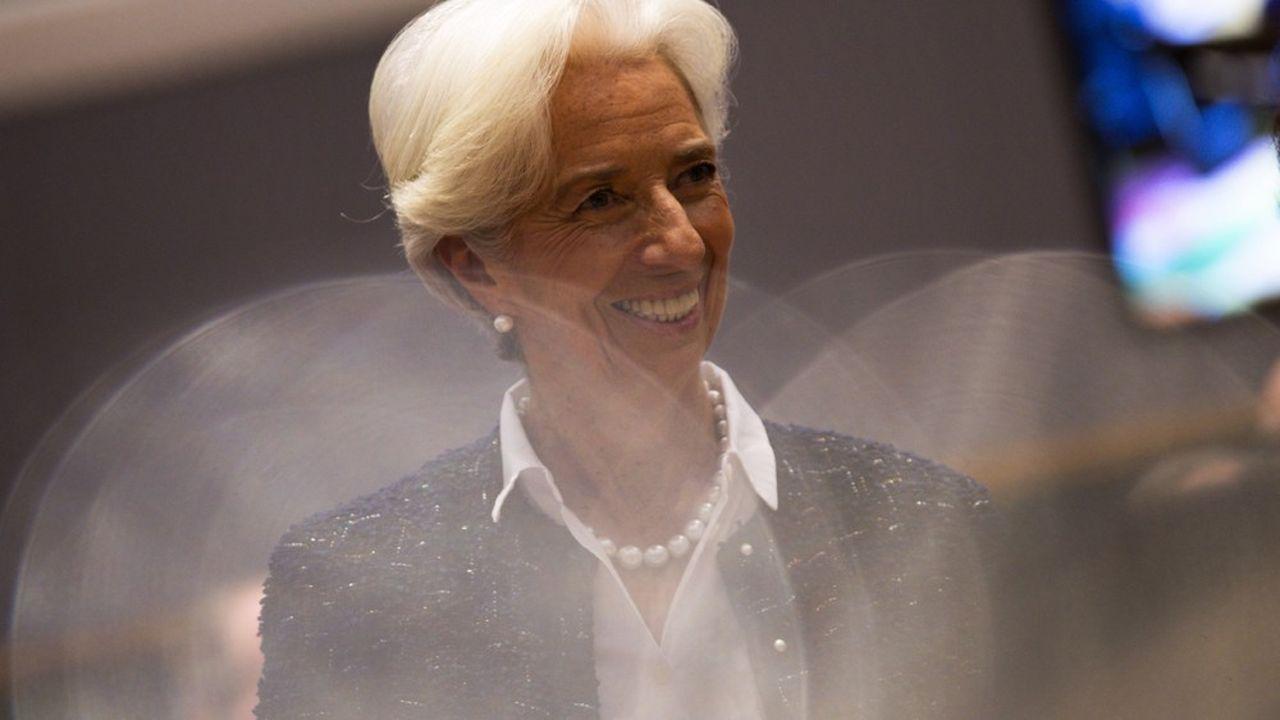 Baptême du feu pour Christine Lagarde