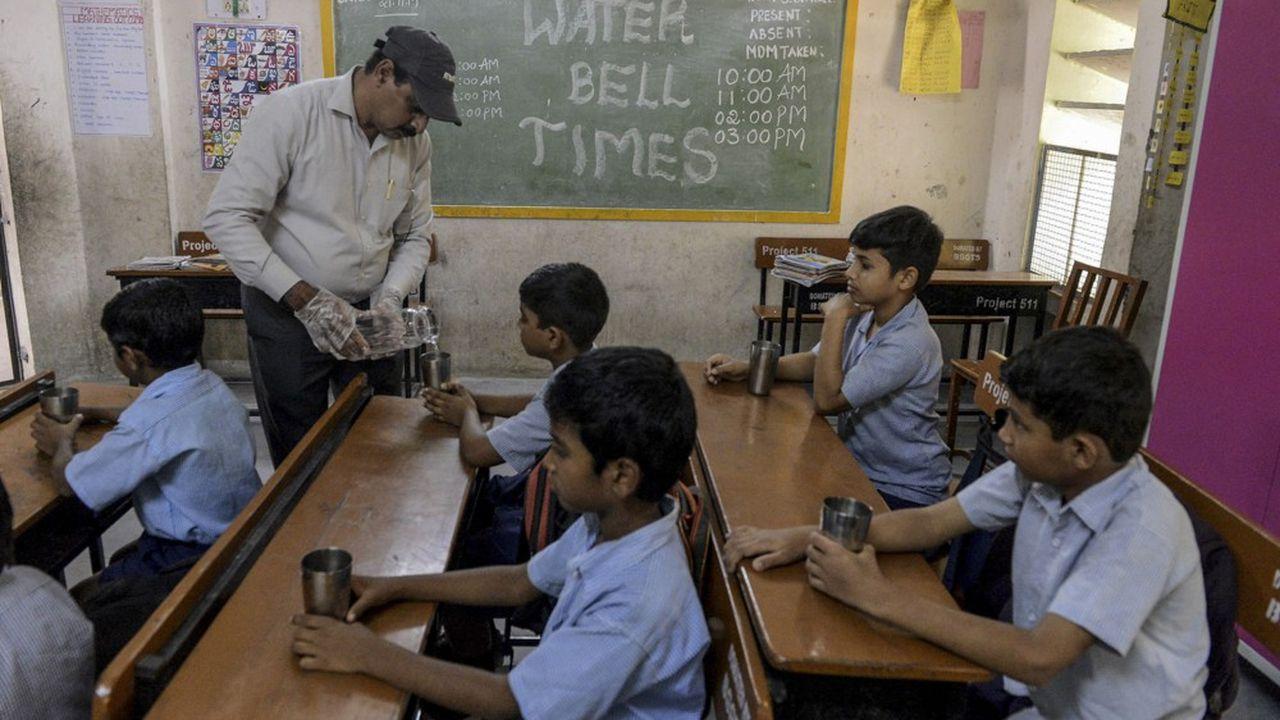 Le Programme des Nations unies (PNUD) souligne les distorsions criantes qui se sont créées dans le domaine de l'éducation et celles qui ont surgi du fait des transformations technologiques et des changements climatiques.