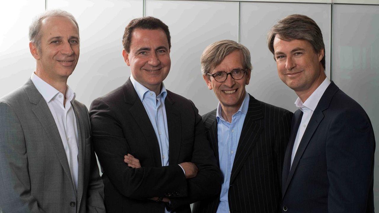 Le fonds français BlackFin lève près de 1milliard d'euros pour investir dans les services financiers.