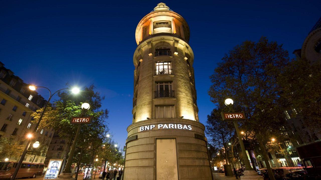 BNP Paribas est la première banque de la zone euro par les actifs.