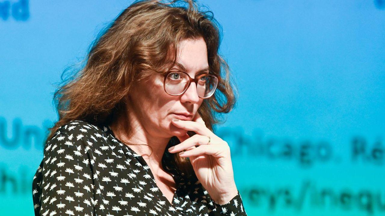 Jezabel Couppey-Soubeyran est maître de conférences en Sciences économiques à l'Université Paris 1 Panthéon-Sorbonne.