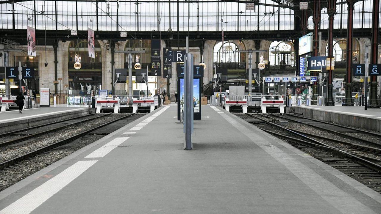 Au printemps 2018, l'impact financier de la grève perlée de la SNCF avait été chiffré à 790millions pour l'opérateur ferroviaire national.