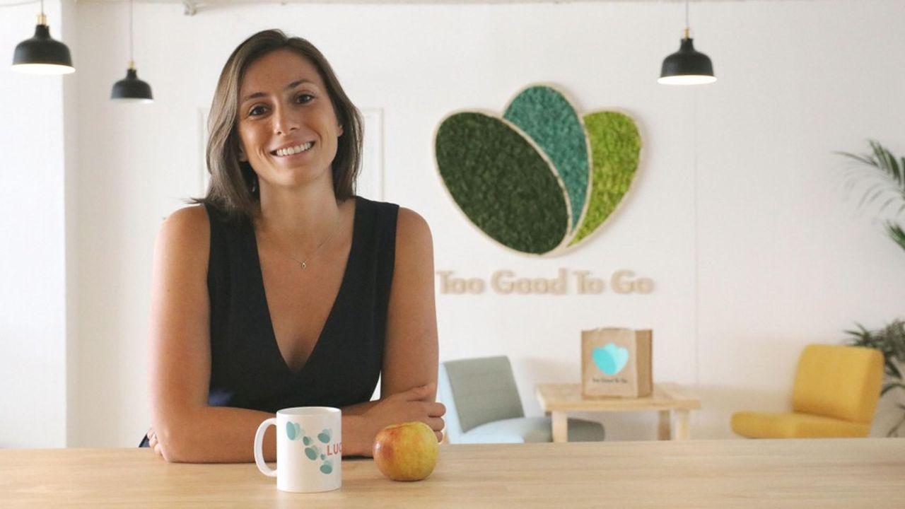A 27 ans, Lucie Basch dirige une entreprise de 500 personnes.