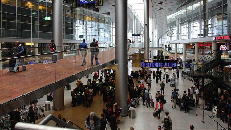 Le danois MOE, acquis par Artelia, a réalisé l'ingénierie Metro Bridge à l'aéroport de Copenhague.