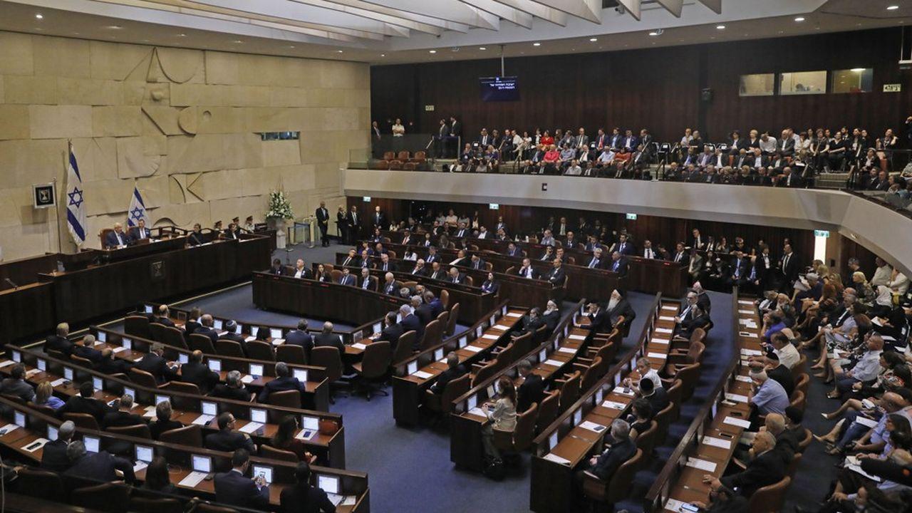 En Israël, le troisième tour des législatives en moins d'un an devrait avoir lieu le 2mars.