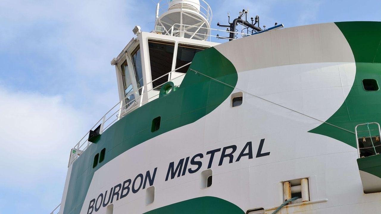 BNP Paribas, Crédit Mutuel-CIC, Natixis et Société Générale détiennent chacune près de 20% du capital de la société qui propose de reprendre Bourbon.
