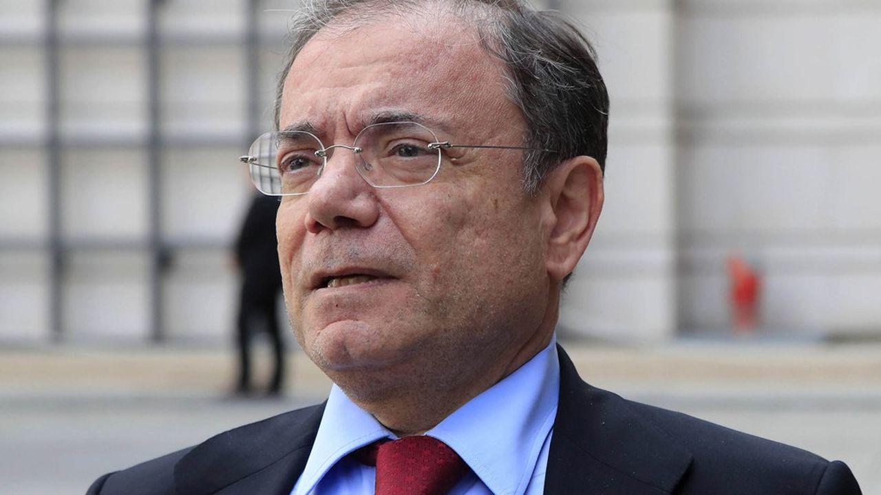 Jean-Charles Naouri espère que le Tribunal de commerce de Paris acceptera de sortir son holding Rallye d de la procédure de sauvegarde à la fin du premier trimestre 2020.