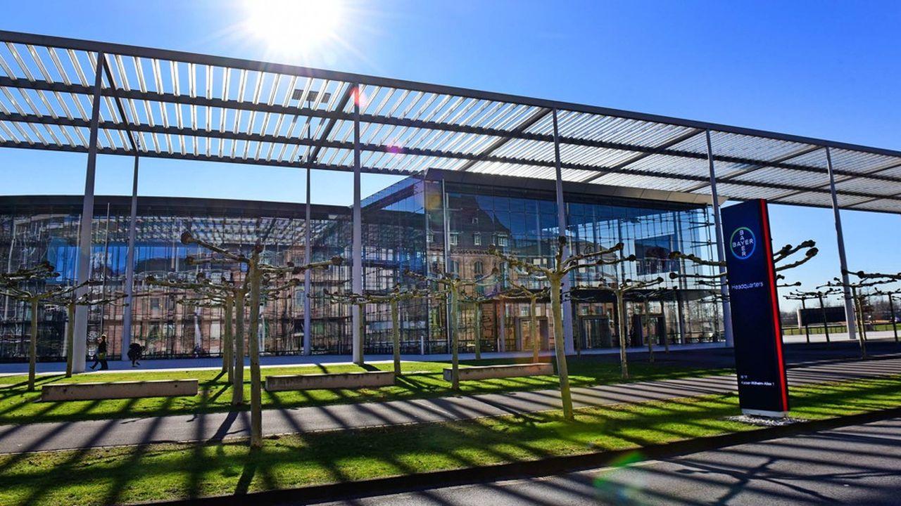 Le groupe basé à Leverkusen s'est fixé un objectif de neutralité carbone d'ici à 2030.