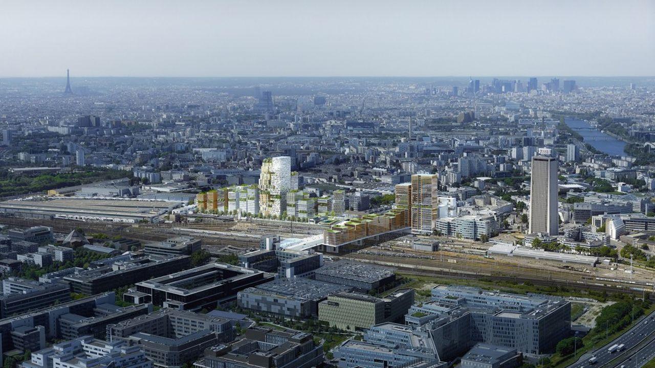 Un Grand Londres à la française, c'est l'ambition du Grand Paris
