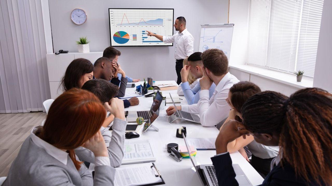 Opinion | Cessez les réunions et allez voir vos équipes !