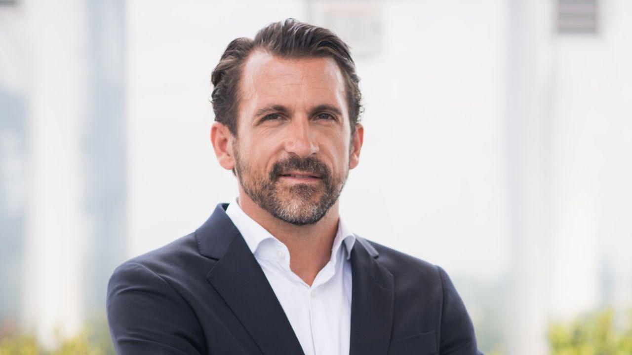 Pascal Martin, directeur général du groupe Legendre.