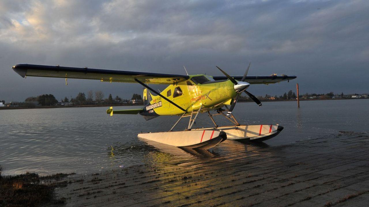 Harbour Air exploite une quarantaine d'hydravions et transporte chaque année quelque 500.000 passagers sur de courtes distances.