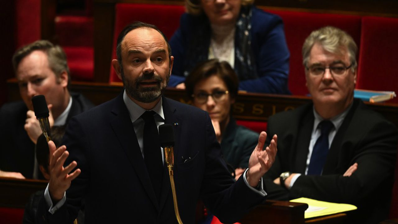 Le Premier ministre, Edouard Philippe, présente ce mercredi l'intégralité du projet du gouvernement de réforme des retraites.
