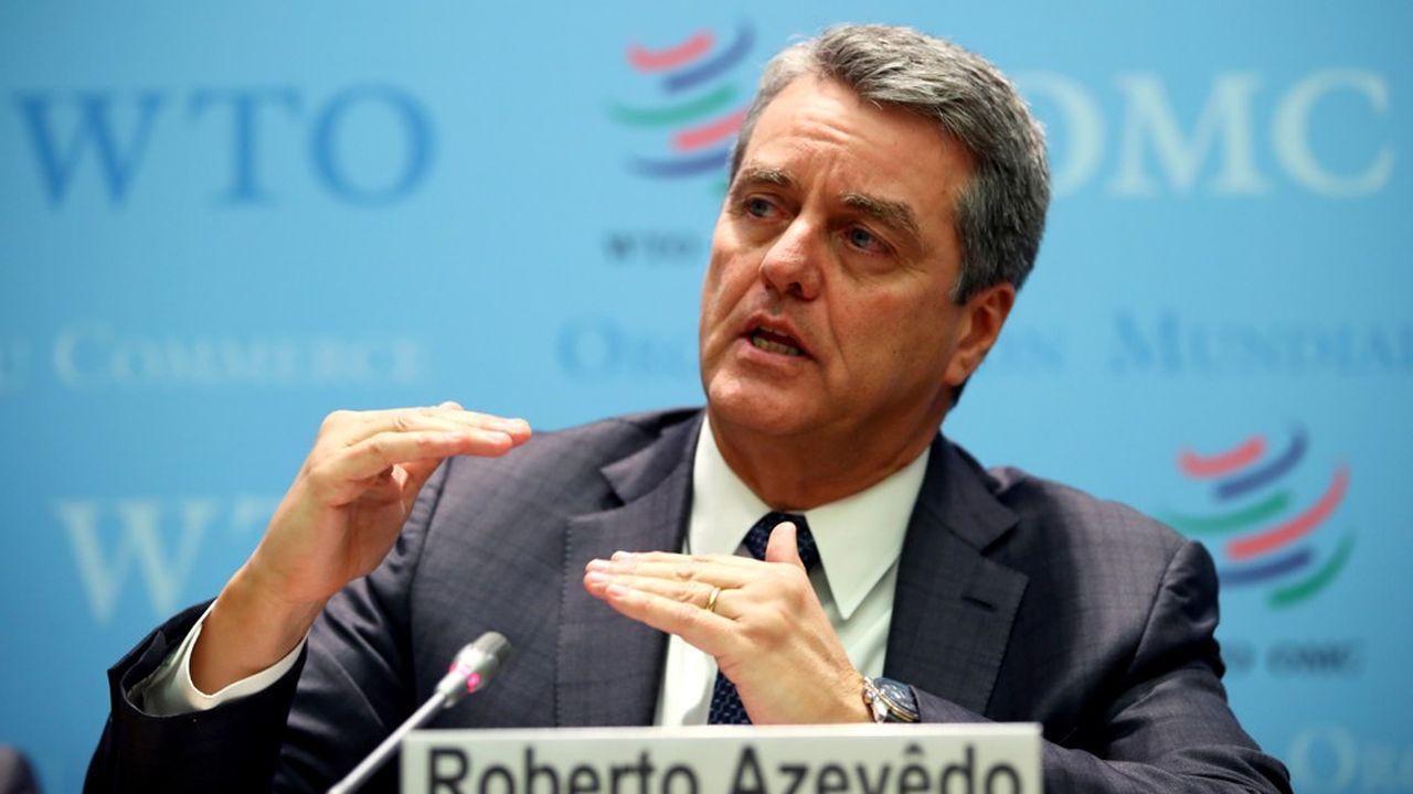Le directeur général de l'OMC, Roberto Azévedo, va reprendre ses consultations pour tenter de sortir l'Organisation de l'ornière. Son système juridique est grandement paralysé.