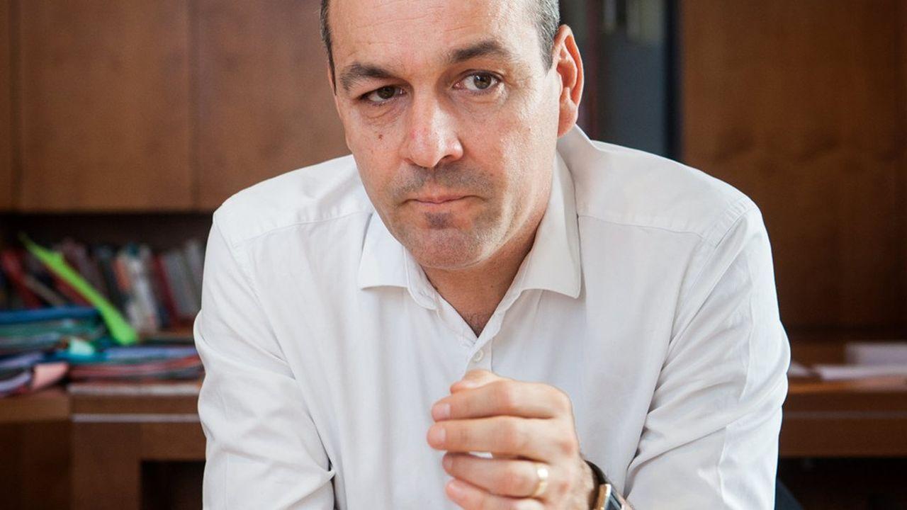 Laurent Berger.