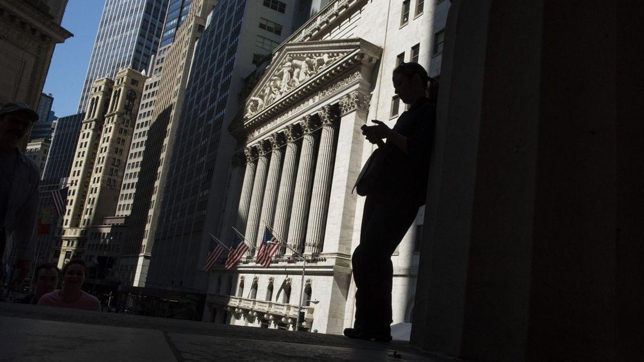 Wall Street, 2016
