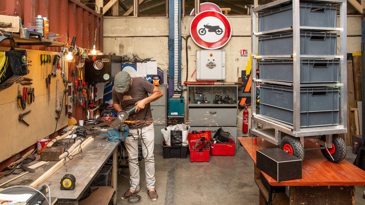Les Fabriques, projet d'écoquartier à Marseille.